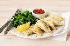 Buttermilk Pecan Fish Filets