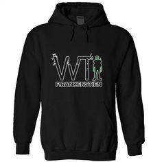 What The Frank T Shirts, Hoodie. Shopping Online Now ==► https://www.sunfrog.com/Zombies/What-The-Frank-Shirt-Black-Hoodie.html?41382