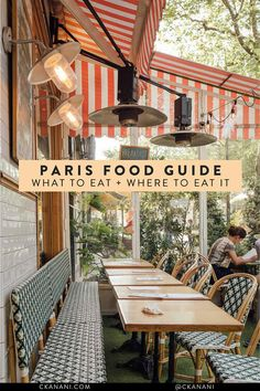 The Best Food in Paris: What to Eat and Where to Eat it — ckanani
