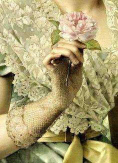 Mani di fata... Fairy hands...