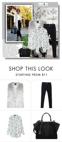 """Beautifulhalo #12"" by cherry-bh ❤ liked on Polyvore featuring moda, Kemble Interiors, Fendi e bhalo"