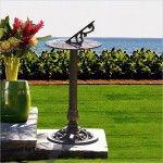 Outdoor Cast Aluminum Sundial