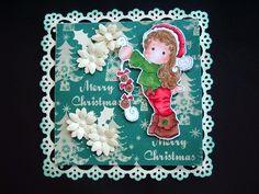 Márcia - cartões: Merry Christmas 2