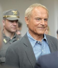 Terence Hill Un Passo Dal Cielo Press