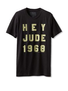 Lords of Liverpool Men's Hey Jude 68 T-Shirt at MYHABIT