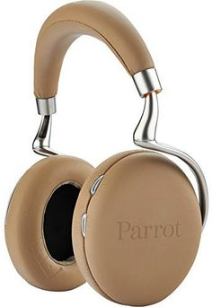 Parrot Zik 2.0 Wireless Noise Cancelling Headphones — Good gift for your designer friend. http://www.yotti.co/gifts/parrot-zik-2-0-wireless-noise-cancelling-headphones