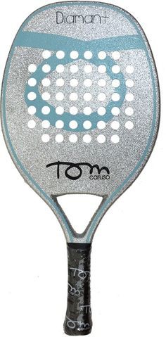 Racchetta Beach Tennis Tom Caruso DIAMANT TIFFANY 2014