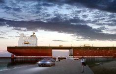 L'Amérique donne-t-elle toujours le la environnemental? En tout cas c'est bien des États-Unis que part un nouveau mot d'ordre: contre le réchauffement climatique, l'interdiction progressive de tous les navires à moteur.