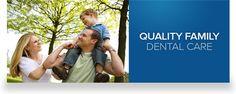 Banner: Quality Family Dental Care