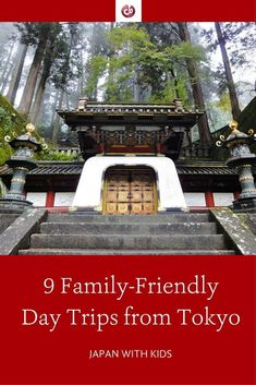 See top destinations for day trips from Tokyo, which offer cultural stimulation and interesting attractions yet are a manageable distance from the city. Places Around The World, Travel Around The World, Around The Worlds, China Travel, Japan Travel, Japan Trip, Travel With Kids, Family Travel, Family Vacations