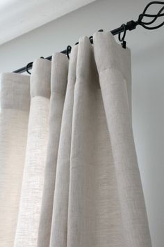 Hide the clip ring top curtains cas enabling and the for Do shower curtains come in different lengths