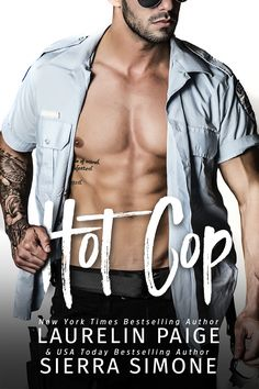 Book Review – Hot Cop by Laurelin Paige & Sierra Simone
