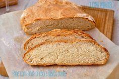 Pane con farina di riso e lievito madre4