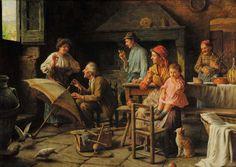 Resultado de imagen de Alexei Korzukhin Paintings