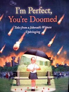 Jehovah witness, ex jehovah witness.  Great read after you leave the cult!!!!!!