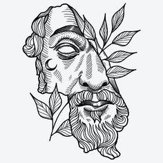 Tattoo Design Drawings, Cool Art Drawings, Art Drawings Sketches, Tattoo Sketches, Cool Drawing Designs, Random Drawings, Unique Drawings, Cool Sketches, Hipster Drawings