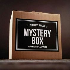 Mystery boxes are a big trend in retail. But why do people buy them - and what itch does the arrival of a mystery box promise to scratch? Raffle Baskets, Gift Baskets, Fundraiser Baskets, Silent Auction Baskets, Stag And Doe, Surprise Box, Jack And Jill, Mystery Box, Auction Items