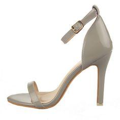 Tibi Ankle Strap Stilettos