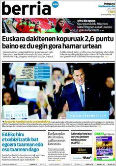 2012-3-8. Euskara dakitenak. AEBetako hauteskundeak, errepublikarrak. Etxebizitza