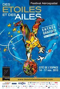 Festival Aérospacial - Des étoiles et des ailes 2013
