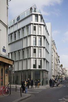 Babin + Renaud - 18 logements sociaux, nominés à l'Equerre d'argent 2015
