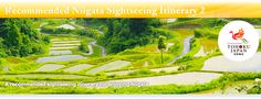 Recommended Niigata Sightseeing Itinerary 2