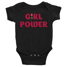 girl power rose Baby onesies girl power rose Infant Bodysuit     Buy one here => https://aocsale.com/product/girl-power-rose-baby-onesies-girl-power-rose-infant-bodysuit/