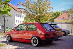mk1 Volkswagen Golf Mk1, Vw Mk1, Mk1 Caddy, Bbs Wheels, Golf Mk2, E30, German, Ideas, Cars