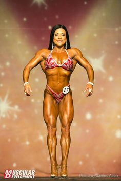Amber Peguero - 2016 Phil Heath Pro