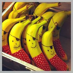 School Lunch, Pre School, Fake Skin, Funny Fruit, Go Bananas, Kid Meals, Snack Recipes, Snacks, Lunches