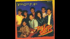 The Jets - You Got It All (HQ)