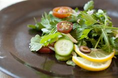 Salad by SB Royster photography.