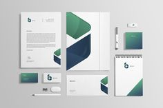 branding and colours for Grupo BHAU on Behance, by Diego Leyva