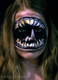 DIY Halloween Makeup Inspiration