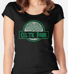 Straight Outta Celtic Park//Compton Glasgow Calcio FC Kids T Shirt