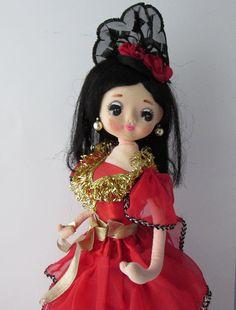 Asian Dresser Doll