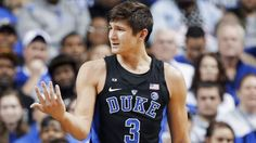 The next step for Grayson Allen will be even harder than by Hugh being suspendedbby