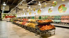 Bravo Supermercado by GHA Design, Santo Domingo Dominican Republic store design