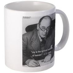 #CSLewis #Mug by @RLondonDesigns @cafepress 30%off Code COCO30 Ends Sat #drinkware #narnia #coffee @pinterest