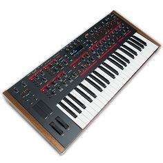 Uber-Synth: The Dave Smith Instruments Pro 2 Synthesizer Keyboard Piano, Ableton Live, Drum Machine, Musical Instruments, Vintage, Studio Gear, Dream Studio, Music Production, Music Music