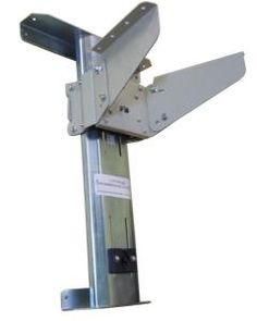 sewing machine cabinet lift mechanism
