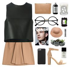 """""""paper planes"""" by jesicacecillia ❤ liked on Polyvore featuring Derek Lam, Fendi, Case-Mate, Witchery, Retrò, Sort of Coal, Diptyque, Butter London, Dot & Bo and Clinique"""