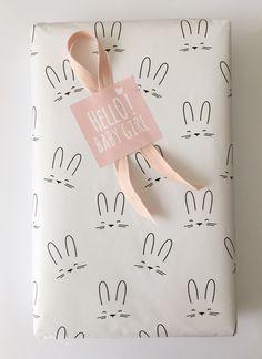 Tissuepaper Bunny!