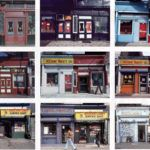 For over 40 Years, This Guy Photographed the Same Buildings as he Watched them Decline
