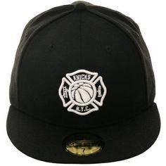06f341de6c1 Exclusive New Era 59Fifty New York Knicks City 2018 Hat - Black