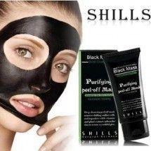 Shills Deep Cleansing Black MASK purifying peel-off mask Facial Clean Blackhead * Continue to the product at the image link. Shills Black Mask, Black Charcoal Face Mask, Pilates, Deep Cleansing Black Mask, Cleansing Mask, Peel Off Maske, Best Peel Off Mask, Avocado Face Mask, Purifier