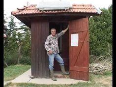 Ökológiai Intézet - Száraz toalettek, komposzt-WC - YouTube