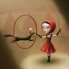 Tiny Doom's Opernpalais: Nicoletta Ceccoli