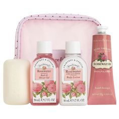 Crabtree & Evelyn gift sets are a wonderful gift idea and they smell divine!