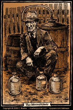 The History of Moonshine - The Moonshiner's Newsletter